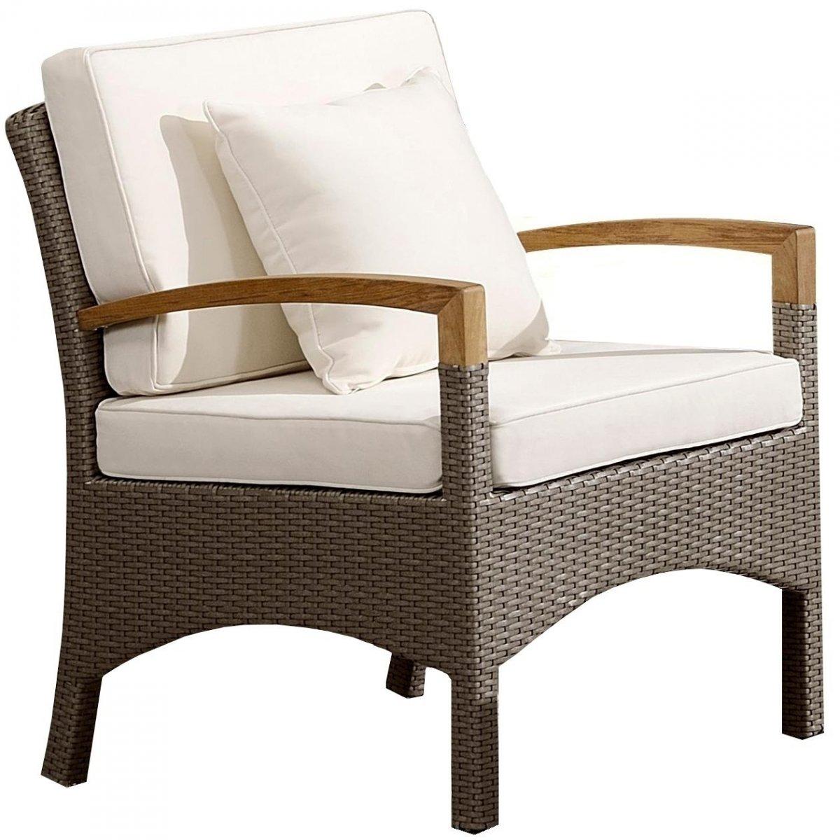 Кресло Rottan olive  - фото 1