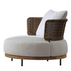 Кресло Round Lounge Chair