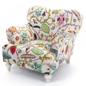 Кресло Seletti Armchair Botanical diva white
