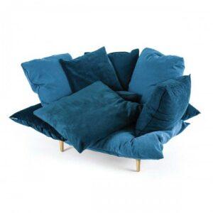 Кресло Seletti Armchair Comfy Turquoise