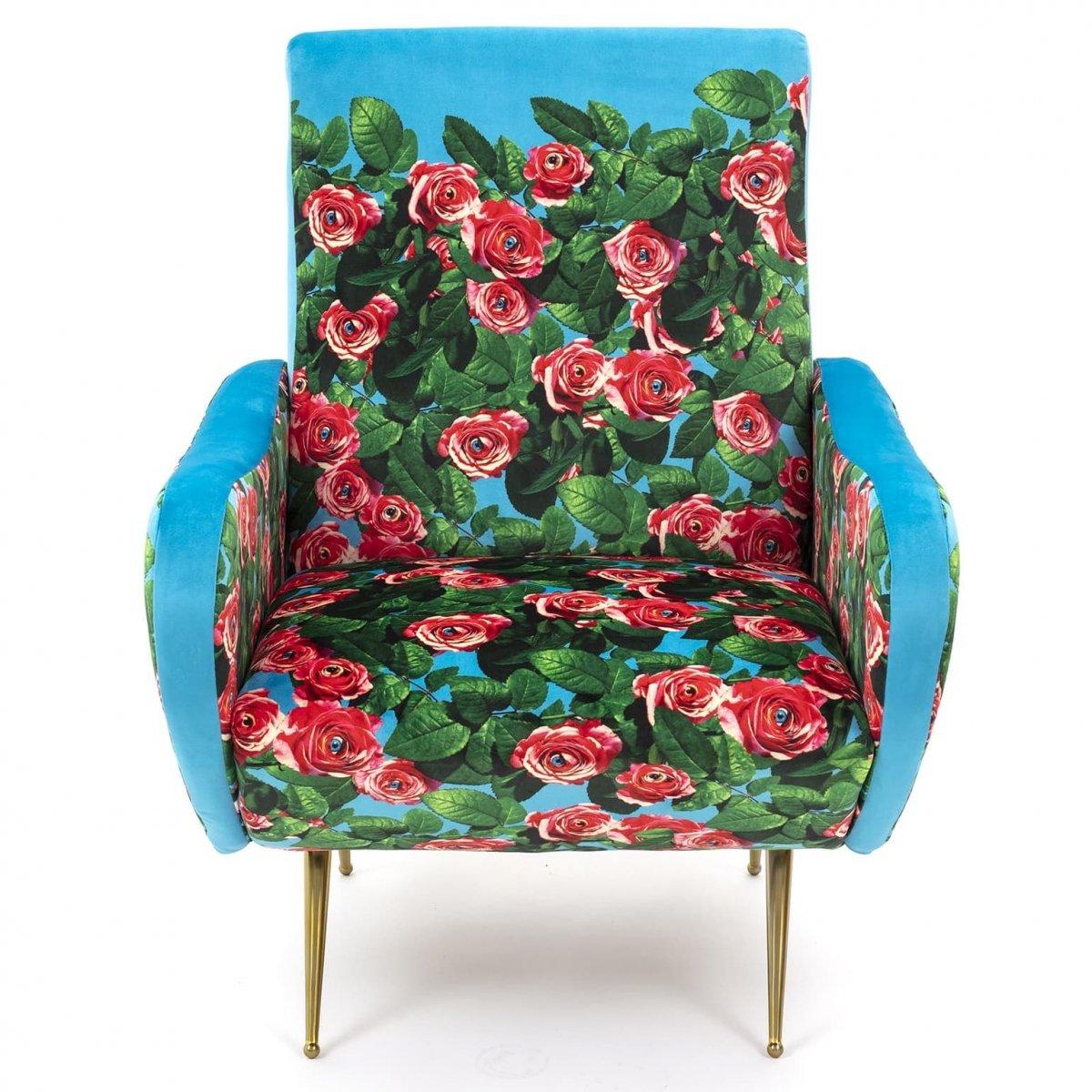 Кресло Seletti Armchair Roses  - фото 1