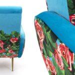 Кресло Seletti Armchair Roses  - фото 3