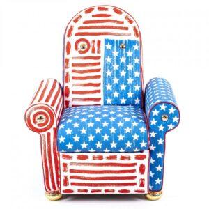 Кресло Seletti Lazy Painter USA