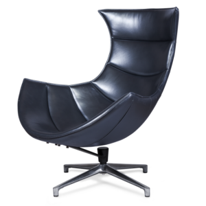Кресло Shell blue