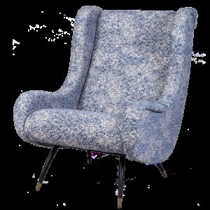 Кресло Sofia blue