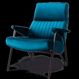 Кресло Solonar blue
