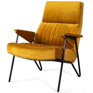 Кресло Solonar yellow