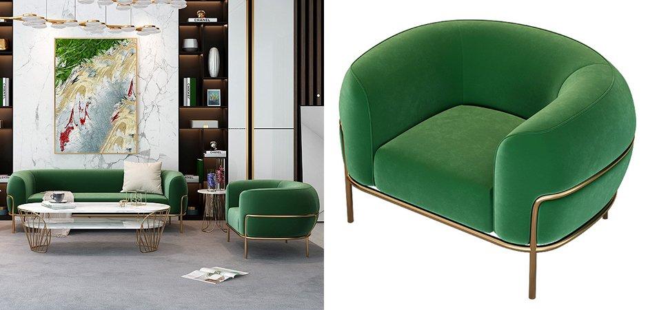 Кресло SOPHIE Armchair  - фото 2