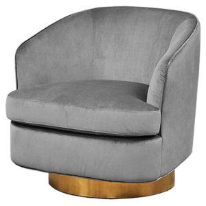 Кресло Stardust Armchair Grey