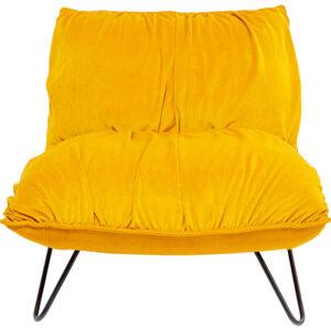 Кресло Velvet Turmeric