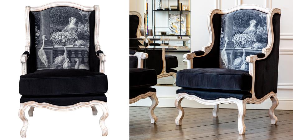 Кресло Vincennes Armchair  - фото 2