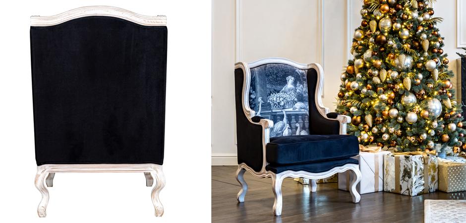 Кресло Vincennes Armchair  - фото 3