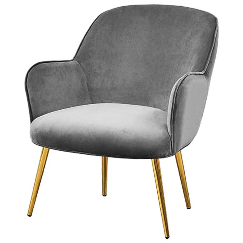 Кресло Waldeck Chair Gray  - фото 1