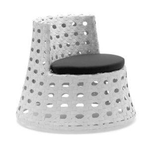 Кресло White Braid Chair