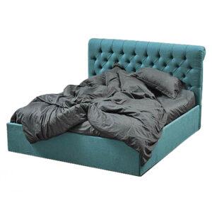 Кровать Turquoise Capitone Bed