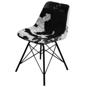 Стул Eames Stlye Cowhide Chair