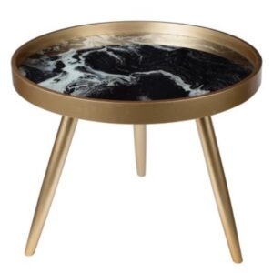Coffee Table Salver Marble