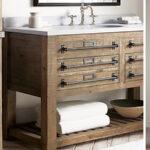 RH EARLY 20TH C. MERCANTILE Шкаф для ванной комнаты   - фото 2