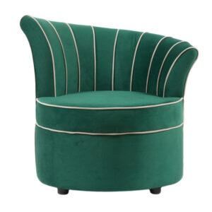 Кресло Curly Backrest Green