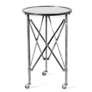 Приставной столик на колесиках