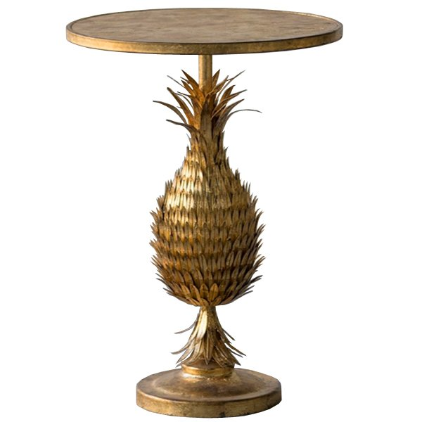 Cтол Ананас Pineapple Side Table   - фото 1