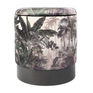 Пуф PUF Jungle Print rainforest