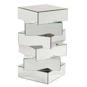 Приставной столик Mirrored Tower