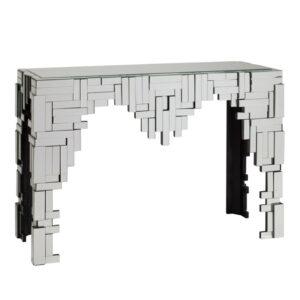 Консоль Mirrored Rectangular Decor