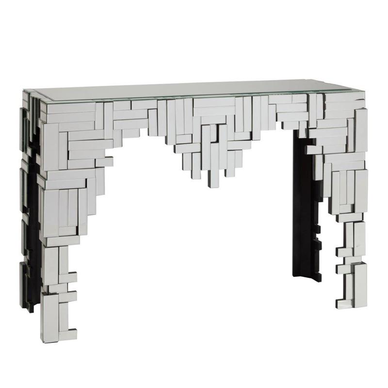 Консоль Mirrored Rectangular Decor  - фото 1