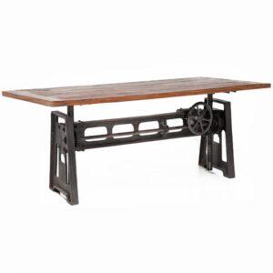 Стол GARIBALDI Dining Table Industrial