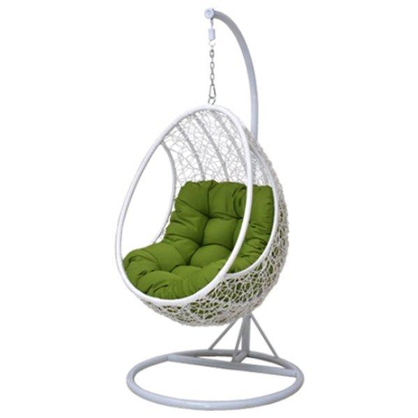 Кресло Swing chair outdoor White Egg   - фото 1