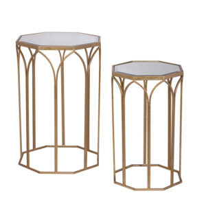 Комплект приставных столов Mirror Surface Table