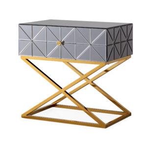 Приставной столик Mirrored Furniture