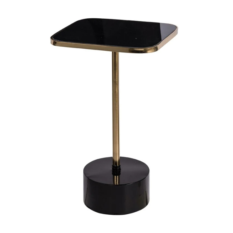Приставной стол Single-Legged Table rectangular  - фото 1