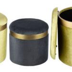 Пуф Golden Belt Pistachio фисташковый  - фото 2