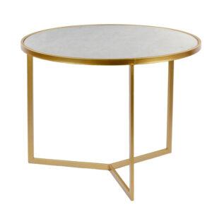 Приставной стол Round Table Marble