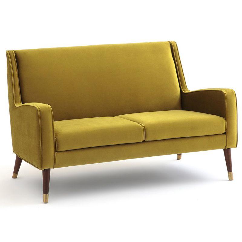 Диван Classic Furniture горчичный  - фото 1