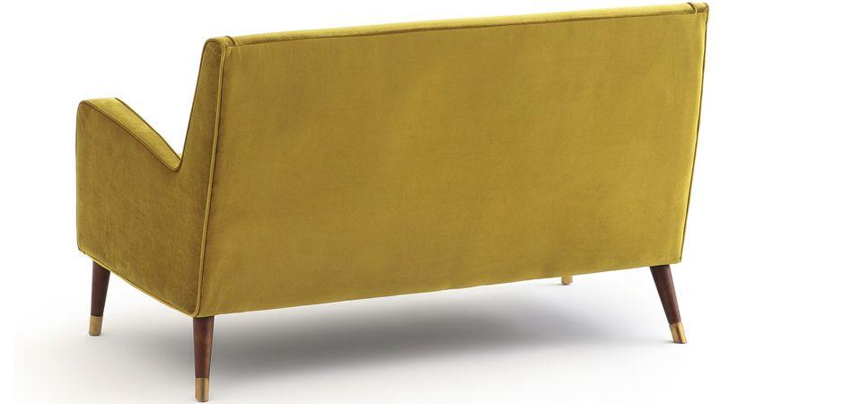 Диван Classic Furniture горчичный  - фото 4