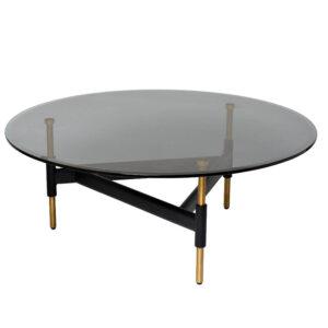 Кофейный стол Monreale Dark Glass