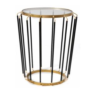 Приставной стол Glass-Top Table