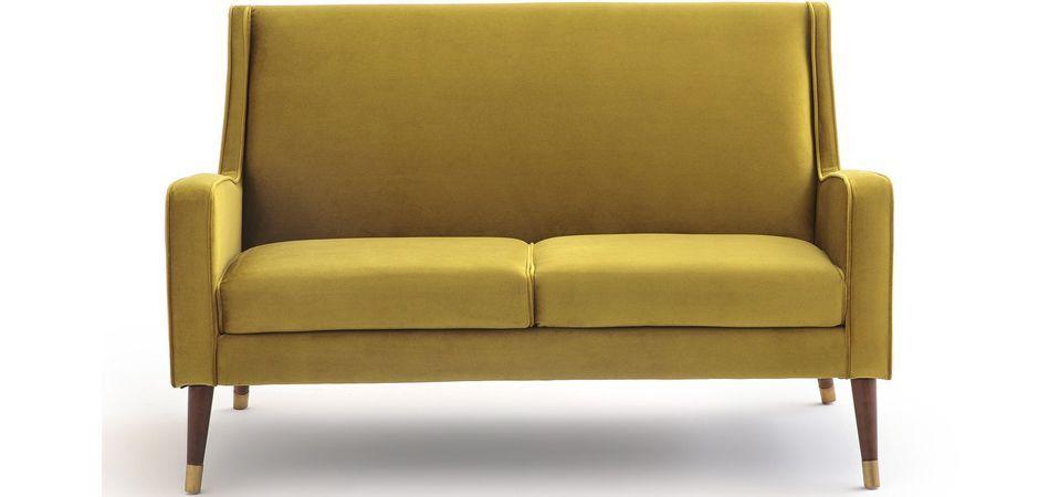 Диван Classic Furniture горчичный  - фото 2