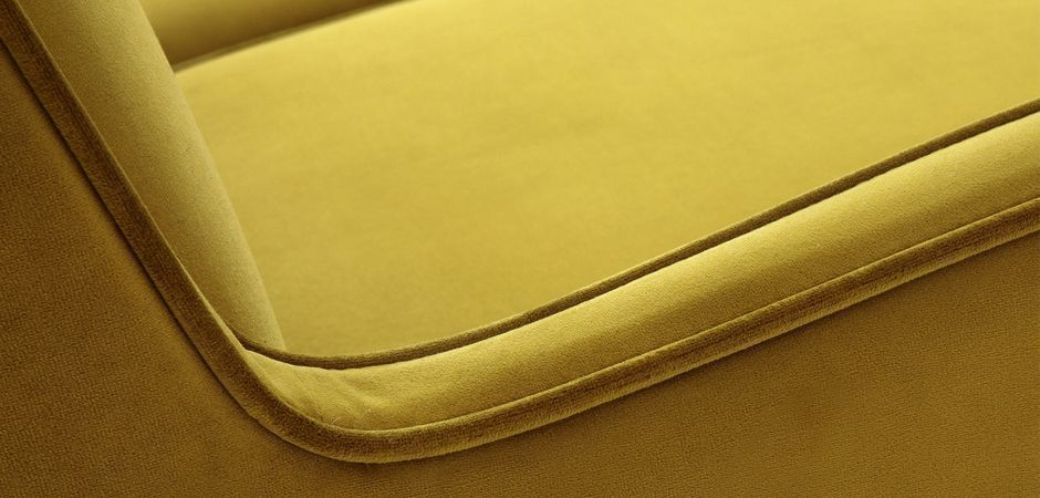 Диван Classic Furniture горчичный  - фото 5