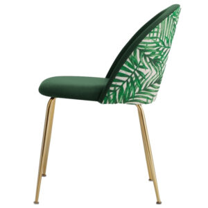 Tropical Leaves Chair Стул тропические листья