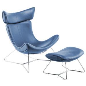 Кресло Имола Лаунж с оттоманкой