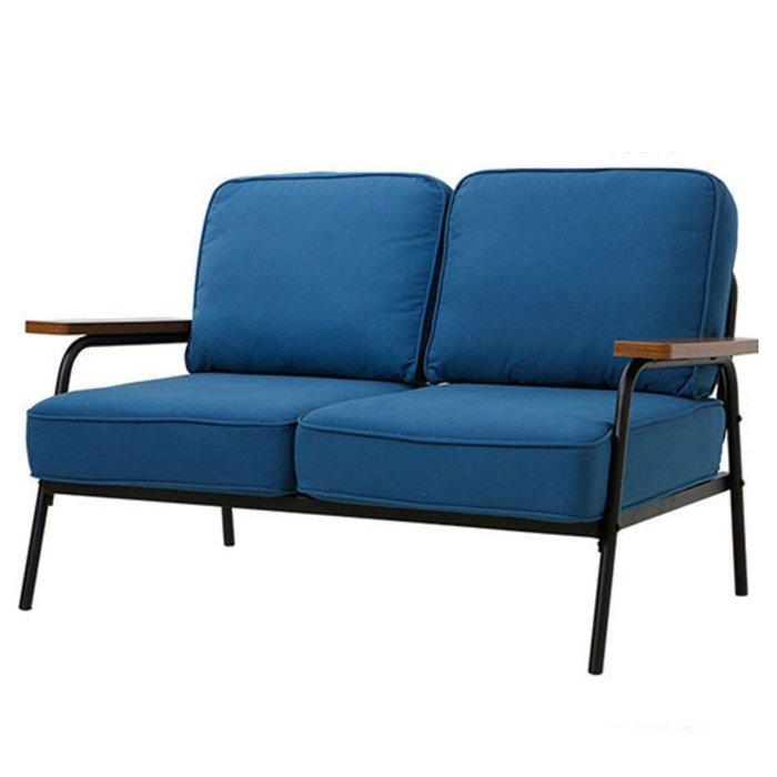 Диван GELDERLAND blue Sofa   - фото 1
