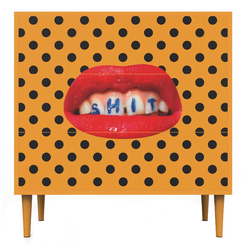 Комод Toiletpaper Shit Furniture with a Surreal Mood   - фото 1