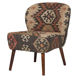 Кресло KELIM Brown Chair