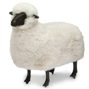 Пуф FRANCOIS-XAVIER LALANNE Moutons de laine  designed by FRANCOIS-XAVIER LALANNE