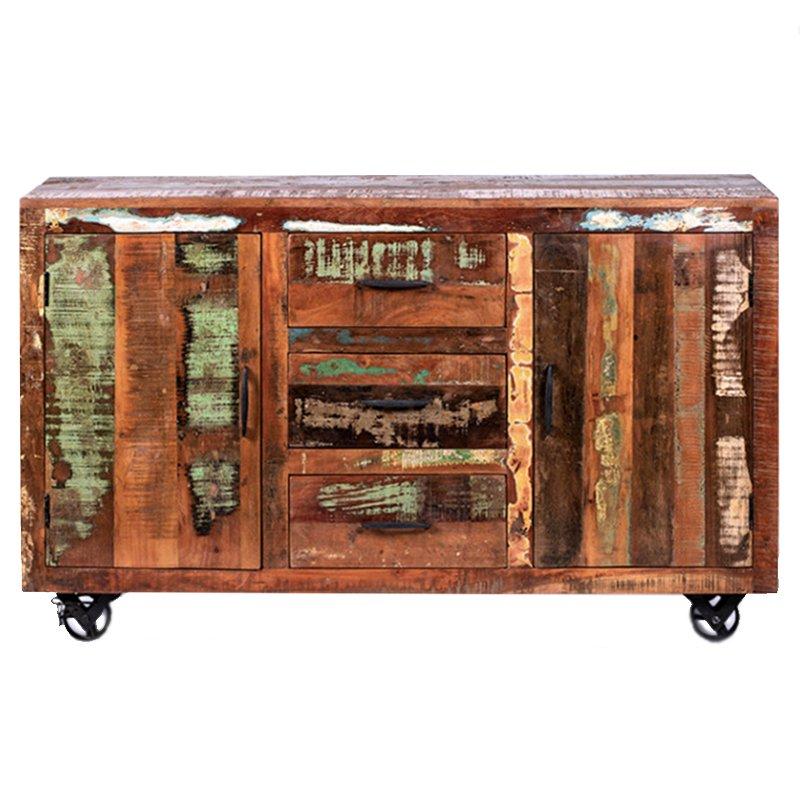 Комод Antique Wood Light  - фото 1
