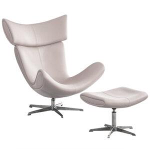 Кресло Имола с оттоманкой